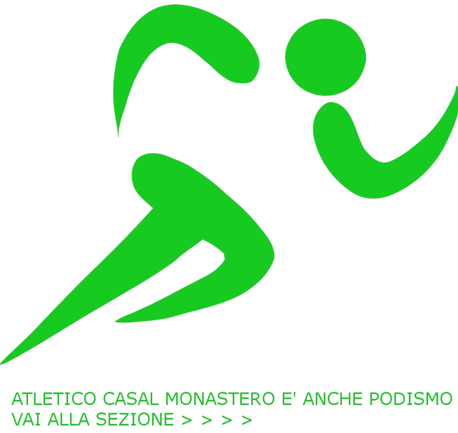 Logo atletica home page ciclismo